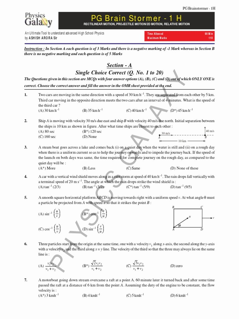 Displacement Velocity and Acceleration Worksheet New Displacement Worksheet Year 6