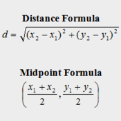 Distance and Midpoint Worksheet Awesome 1 3 Use Midpoint and Distance formula Tutorial
