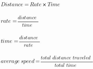 Distance formula Word Problems Worksheet Elegant Gre Math formula Sheet Word Problems Distance Rate and