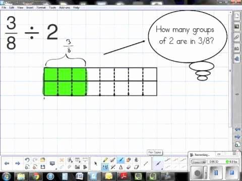 Dividing Fractions Using Models Worksheet Best Of Dividing Fractions with Fraction Models Lesson 11 2