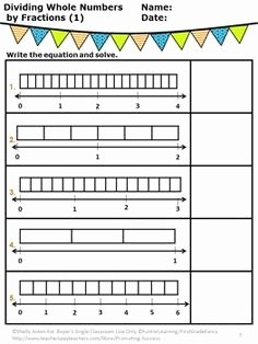 Dividing Fractions Using Models Worksheet Luxury Searching for G5m5 topic Quizzes Lafayette Parish School