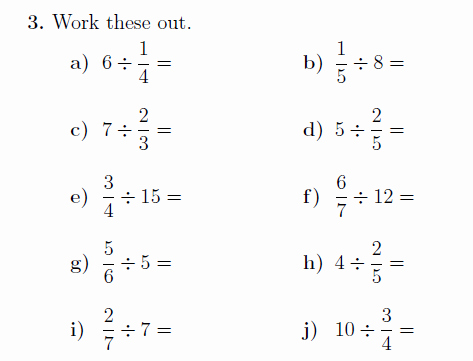Dividing Fractions Worksheet Pdf New Dividing Fractions and whole Numbers Worksheet with
