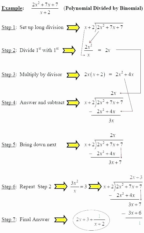 Dividing Polynomials by Monomials Worksheet Best Of Division Of Polynomials by Monomials Worksheet – Dzulfikar