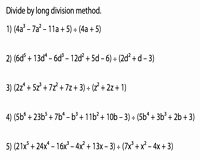 Dividing Polynomials by Monomials Worksheet Unique Dividing Polynomials Worksheets