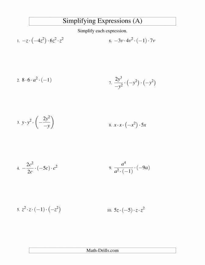 Dividing Radical Expressions Worksheet Lovely Multiplying and Dividing Radicals Worksheet