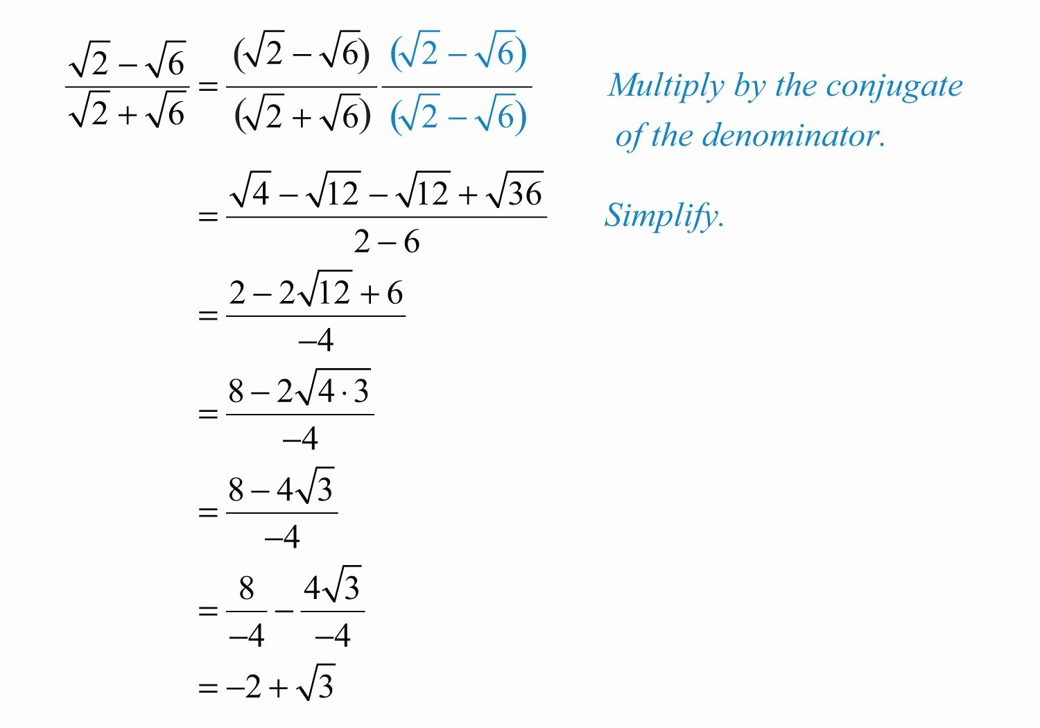 Dividing Radical Expressions Worksheet Unique Multiplying and Dividing Radical Expressions