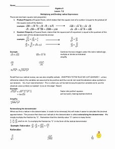 Dividing Rational Expressions Worksheet Elegant Multiplying and Dividing Rational Expressions Worksheet