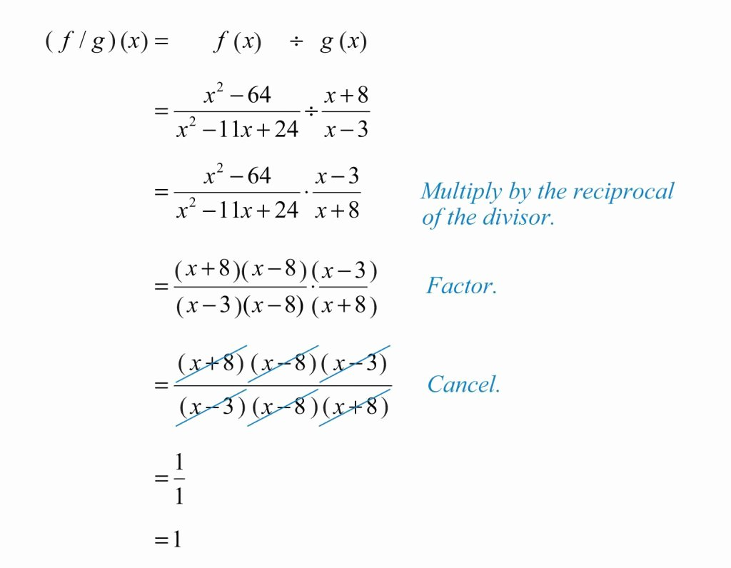 Dividing Rational Expressions Worksheet New Multiplying and Dividing Rational Expressions Worksheet