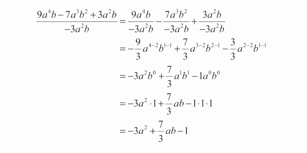 Division Of Polynomials Worksheet Unique Division Of Polynomials by Monomials Worksheet – Dzulfikar