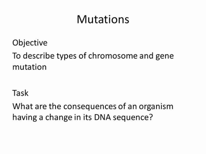 Dna Mutations Practice Worksheet Answers Lovely Gene Mutations Worksheet