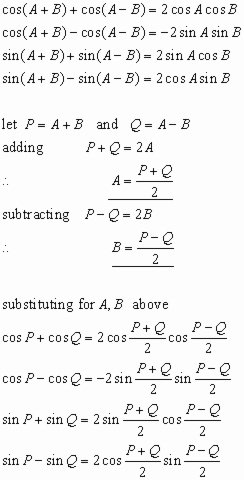 Double Angle Identities Worksheet Elegant Pound Angles Trigonometry From A Level Maths Tutor