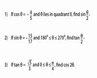 Double Angle Identities Worksheet Luxury Double Angle and Half Angle Identities Worksheets In