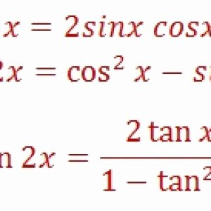 Double Angle Identities Worksheet Unique Double Angle Identities formulas Free Math Worksheets