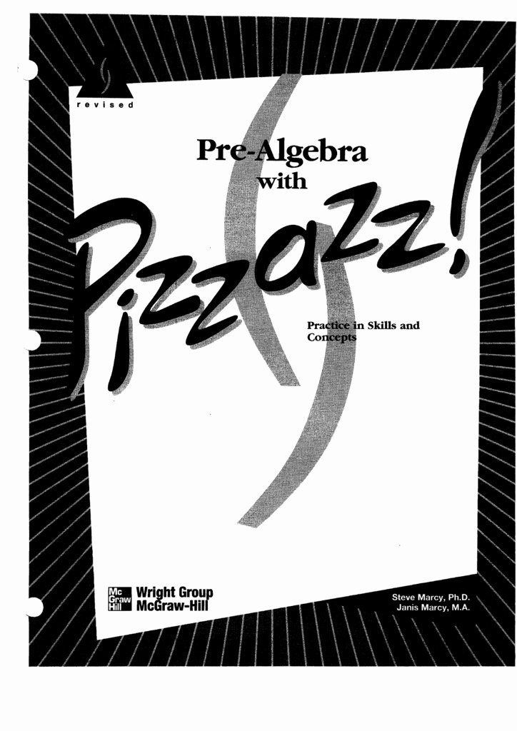 Double Cross Math Worksheet Answers Best Of Pre Algebra with Pizzazz Worksheet Answers Siteraven