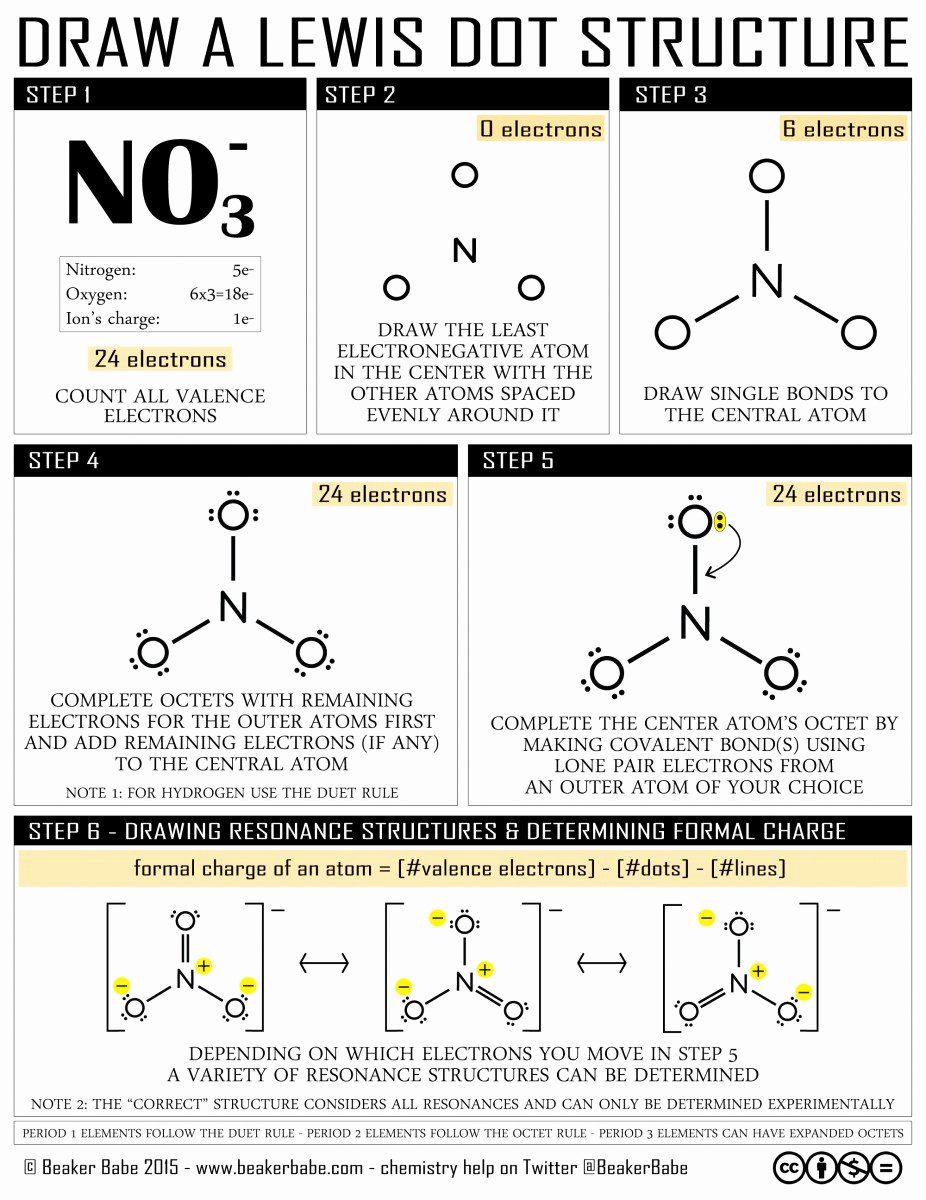 Drawing Lewis Structures Worksheet New Molecular Modeling – Digital and Analog – Chem 103 Lab