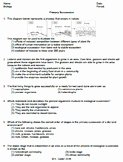 Ecological Succession Worksheet Answers Luxury Ecological Succession Worksheet Teaching Resources