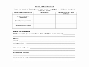 Economic Systems Worksheet Pdf Inspirational Economic Systems and Activities Notes 10th 12th Grade