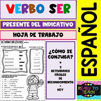 El Verbo Ser Worksheet Answers Beautiful 47 El Verbo Estar Worksheet Answer Key