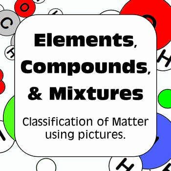 Elements Compounds & Mixtures Worksheet Best Of Elements Pounds and Mixtures Worksheet