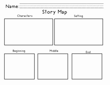 Elements Of A Story Worksheet Inspirational Story Elements Worksheet by Anne Rogers