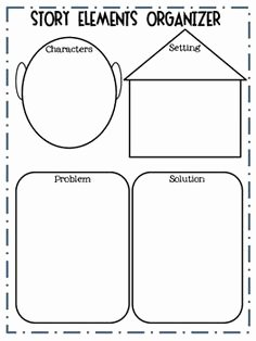 Elements Of A Story Worksheet Lovely 1000 Images About Fiction Story Elements On Pinterest