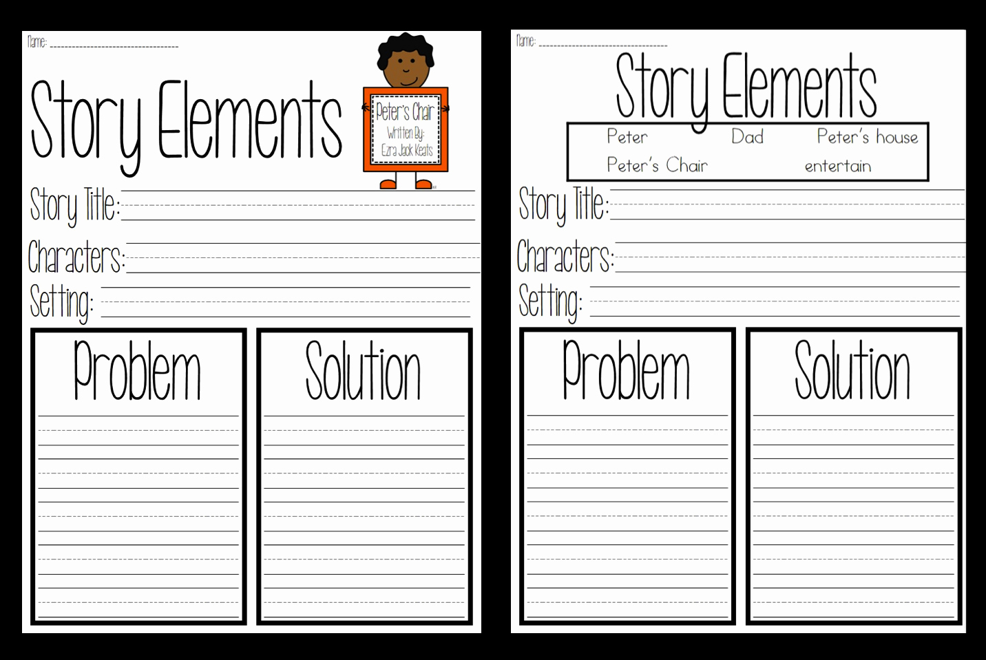 Elements Of A Story Worksheet Luxury Worksheet Story Elements Worksheet Worksheet Fun