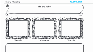 Elements Of Drama Worksheet Inspirational Story Mapping Worksheet Grades 3 5 – the Teachers Cafe
