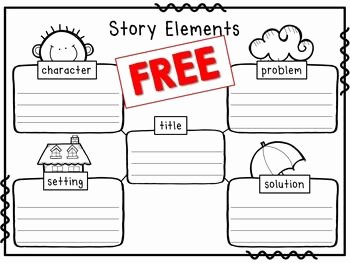 Elements Of Fiction Worksheet Fresh Pin On Homeschool