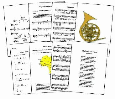 Elements Of Music Worksheet Unique Music Notation software Part Two Sibelius Music