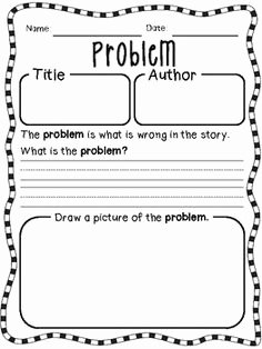 Elements Of Plot Worksheet Best Of 17 Best Of 2nd Grade Story Elements Worksheets