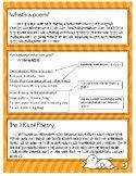Elements Of Poetry Worksheet Elegant Elements Poetry Worksheet