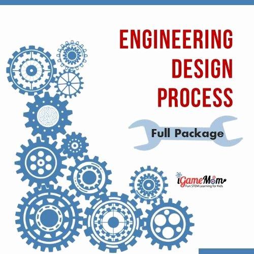 Engineering Design Process Worksheet Fresh Engineering Design Process Worksheets Igamemom Store
