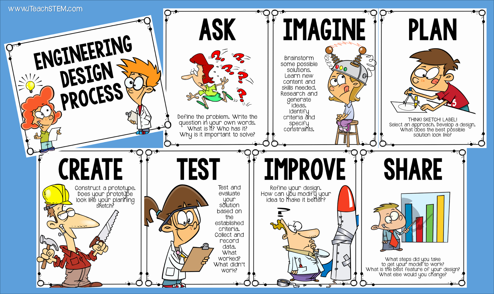 Engineering Design Process Worksheet Pdf Elegant top Quality Stem Resources Science Teachers Need to Engage