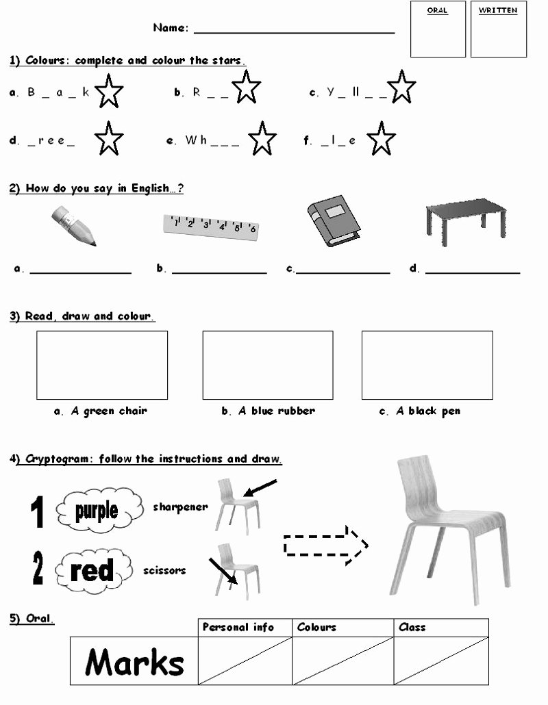 English Worksheet for Grade 2 Best Of Free Printable English Worksheets Chapter 2 Worksheet