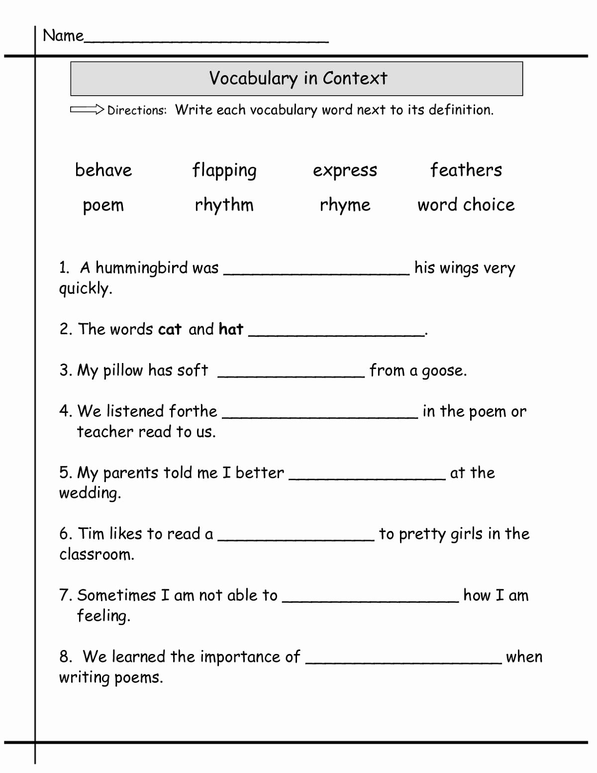 English Worksheet for Grade 2 Elegant 2nd Grade English Worksheets Best Coloring Pages for Kids