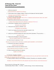 Enzymes Worksheet Answer Key Awesome Enzymes Worksheet High School with Answer Enzymes Best