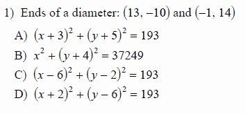 Equations Of Circles Worksheet Luxury Writing Equations Of Circles Worksheets