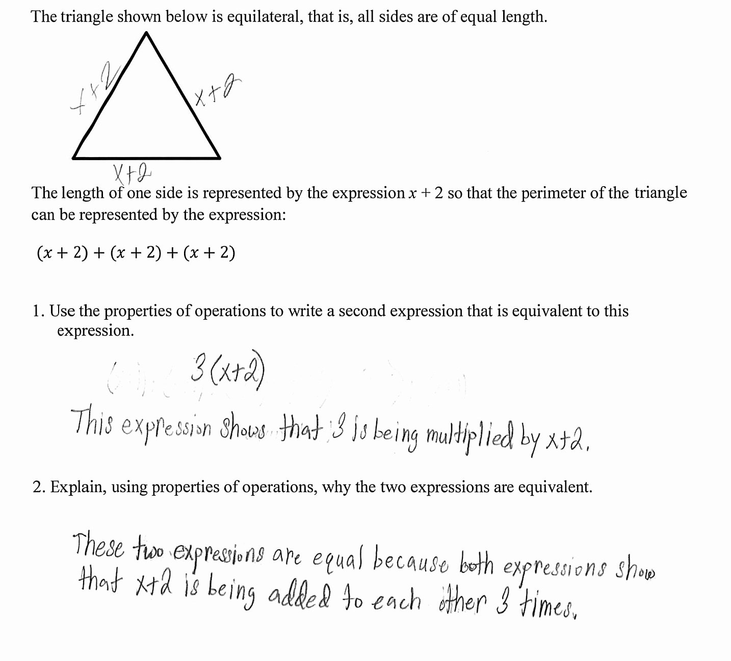 Equivalent Expressions Worksheet 6th Grade Unique Worksheet Equivalent Expressions Worksheet Grass Fedjp