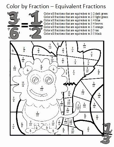 Equivalent Fractions Worksheet Pdf New Mathematical Monday Equivalent Fractions Joy In the