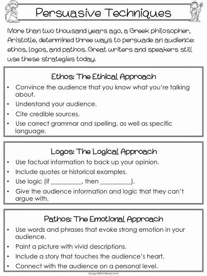 Ethos Pathos Logos Worksheet Answers Best Of 47 Best Ethos Pathos Logos Argumentation Images On