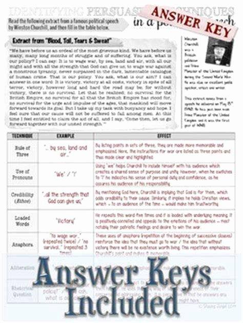 Ethos Pathos Logos Worksheet Answers Lovely Ethos Pathos Logos Worksheet