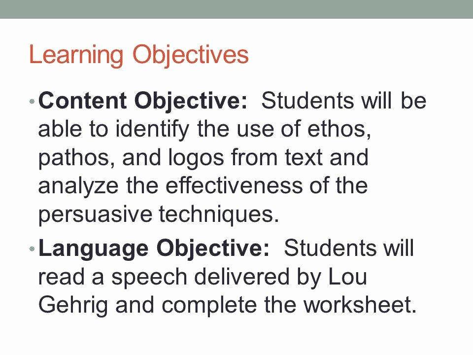 Ethos Pathos Logos Worksheet Answers New Ethos Pathos Logos Worksheet