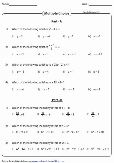 Evaluating Algebraic Expressions Worksheet Inspirational Evaluating Algebraic Expression Worksheets