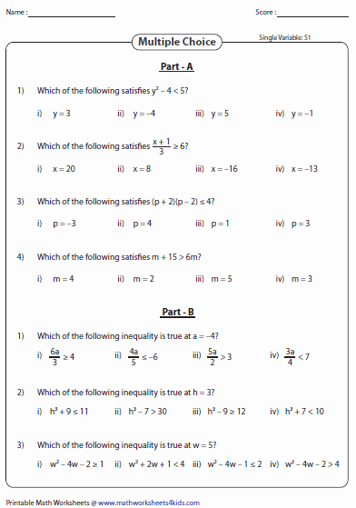Evaluating Algebraic Expressions Worksheet Pdf Inspirational Evaluating Algebraic Expression Worksheets