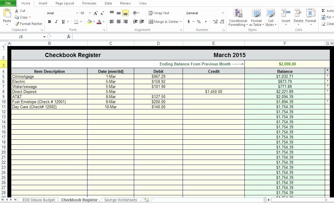Excel Checkbook Register Budget Worksheet Beautiful 14 Inspirational Excel Checkbook Register Bud Worksheet