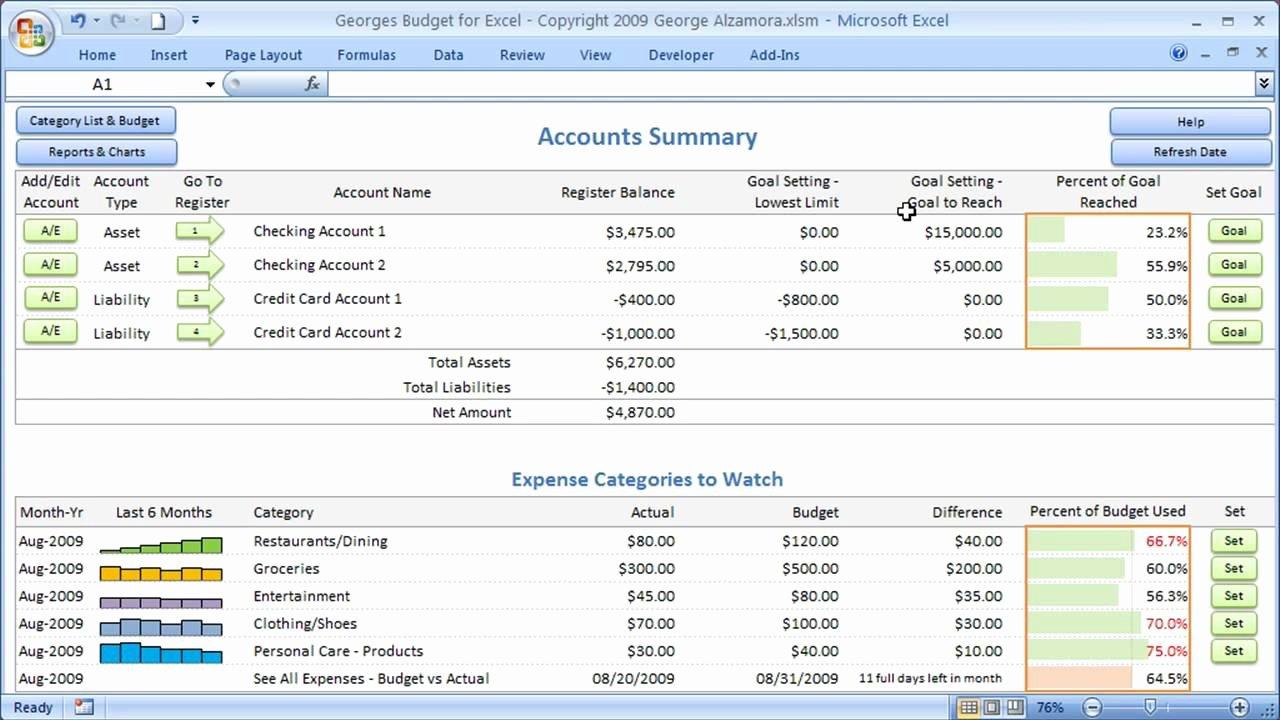 Excel Checkbook Register Budget Worksheet Fresh Bud Spreadsheet and Excel Checkbook Register for