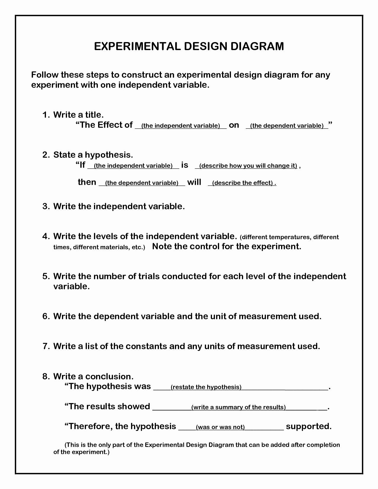 Experimental Design Worksheet Answers New Worksheet Science Worksheets Middle School Grass Fedjp