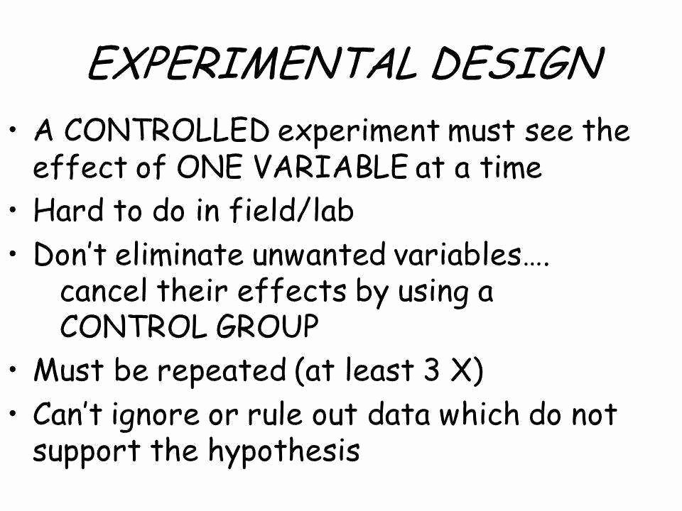 Experimental Design Worksheet Scientific Method Best Of Experimental Design Worksheet