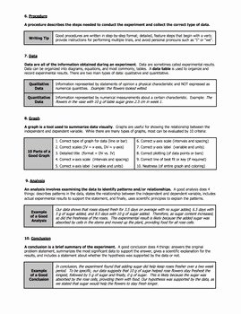 Experimental Design Worksheet Scientific Method Lovely Worksheet Experimental Design Parts Of An Experiment by