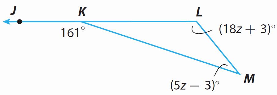 Exterior Angle theorem Worksheet Inspirational Exterior Angle theorem Worksheet